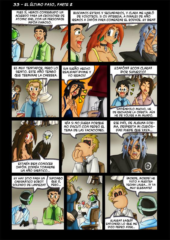 33 – El último paso, parte 2