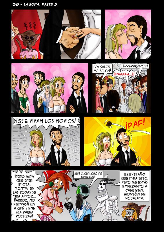 38 – La boda, parte 5