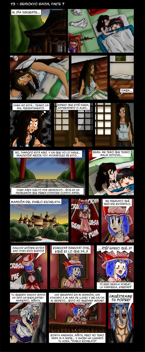 43 – Gensokyo Gaijin, parte 7
