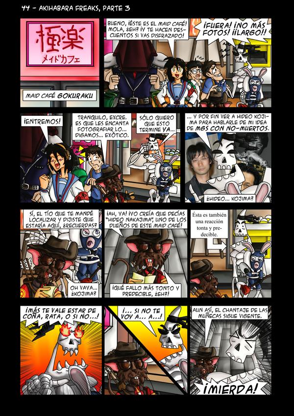 44 – Akihabara Freaks, parte 3