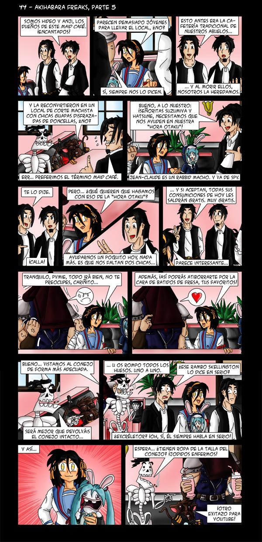 44 – Akihabara Freaks, parte 5
