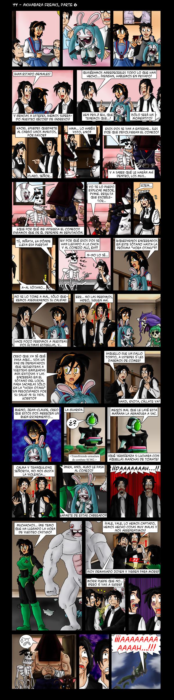 44 – Akihabara Freaks, parte 6
