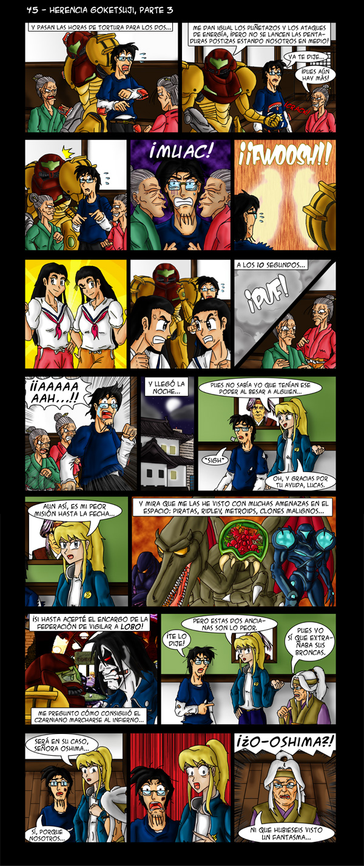 45 – Herencia Goketsuji, parte 3