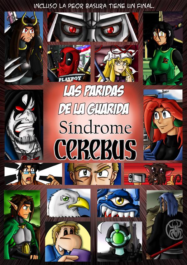 Síndrome Cerebus – Portada